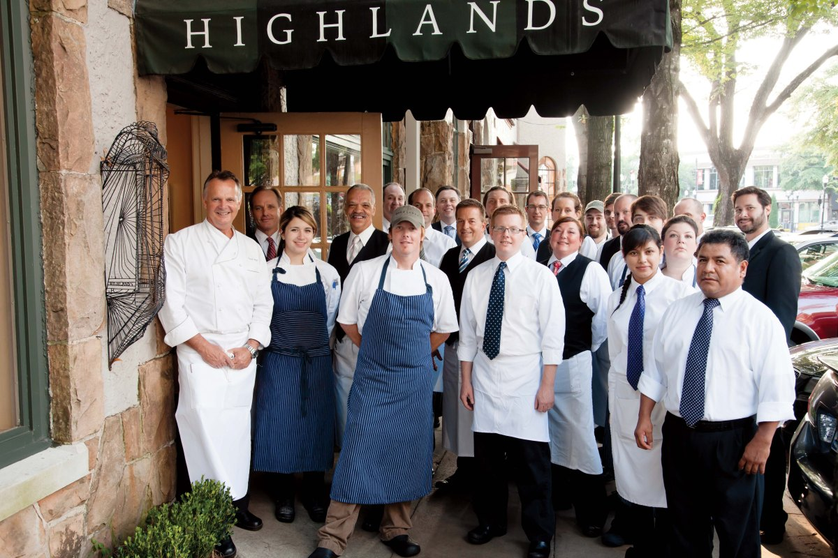 Highlands Bar & Grill, Birmingham, AL, Frank Stitt