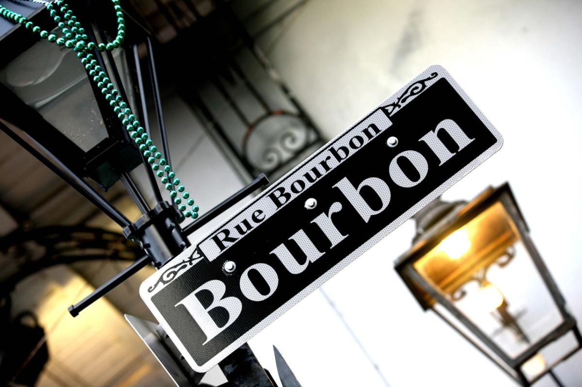 Bourbon St. NOLA